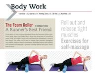 Body Work Foam Roller