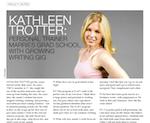 Grad School Article