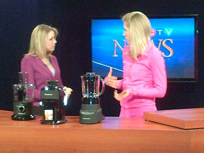 Kathleen on CTV Kitchener 1