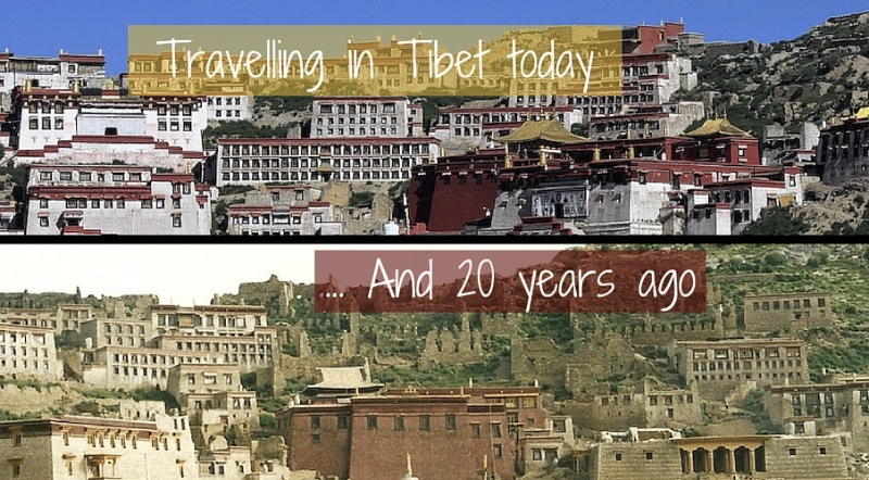 Backpacking in China and Tibet in the mid '90s