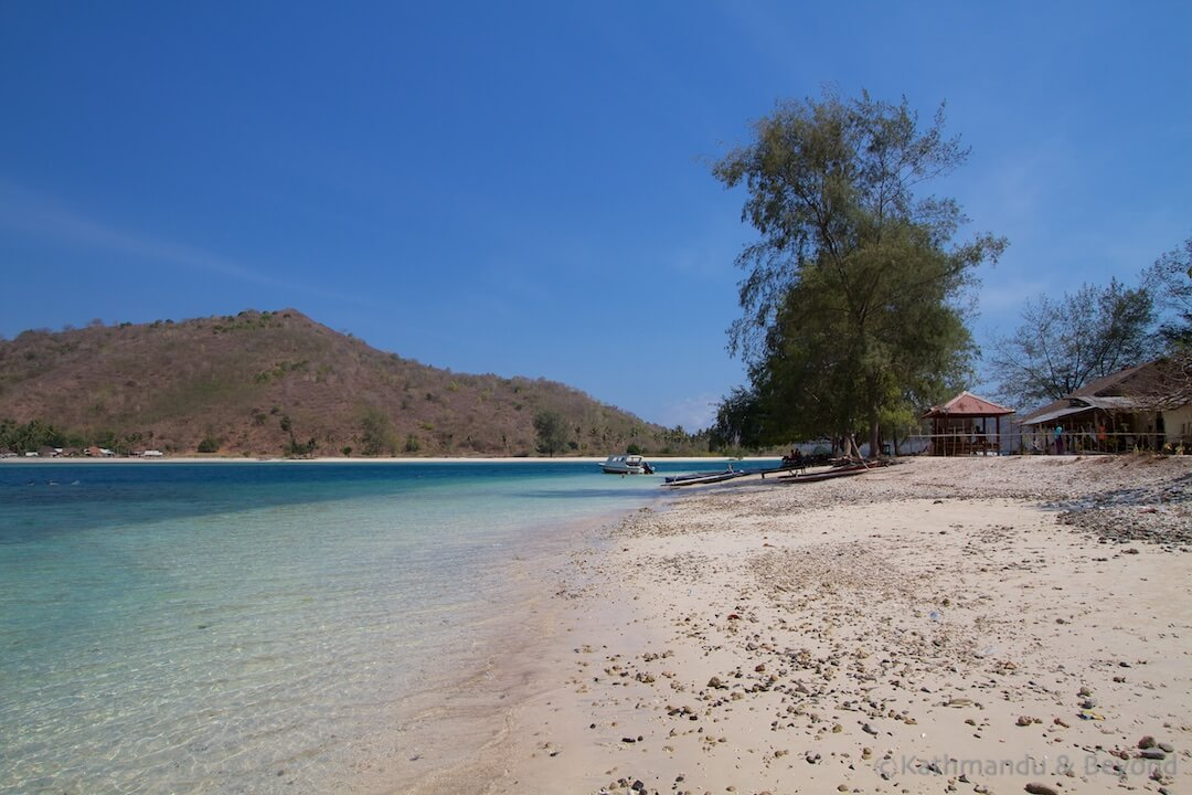 Time In Gili Islands Indonesia