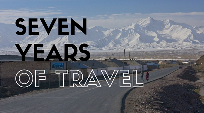 Longterm Travel: Seven Years on the Road