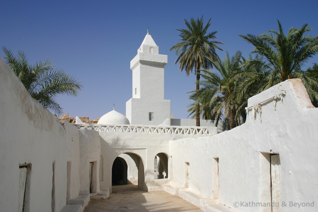 Travel Shot | The Berber town of Ghadames in Libya
