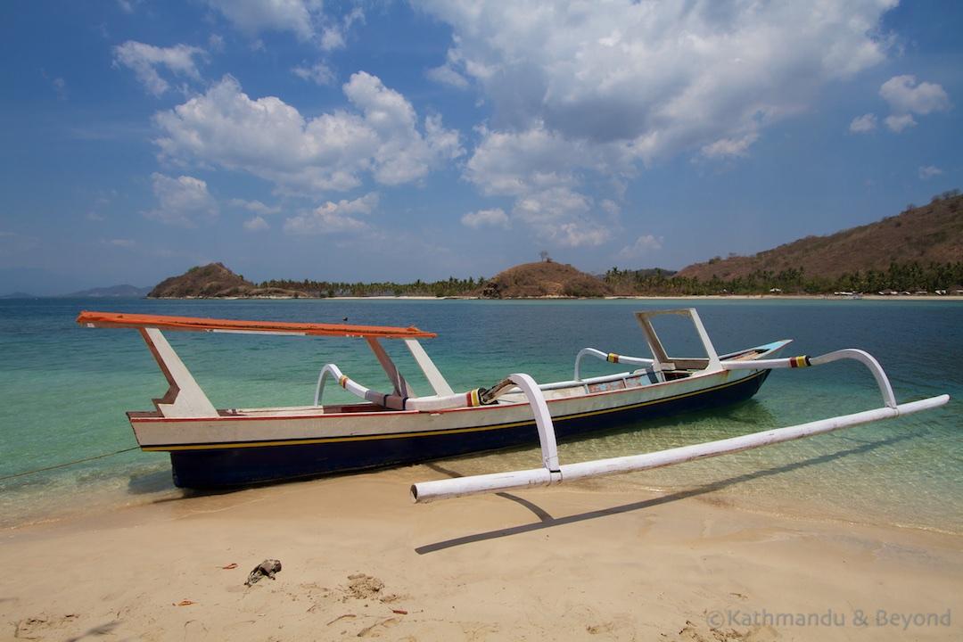 Gili Sudak Lombok Indonesia