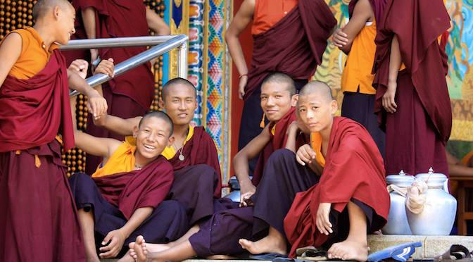 Kushalnagar Tibetan settlement, nr Coorg