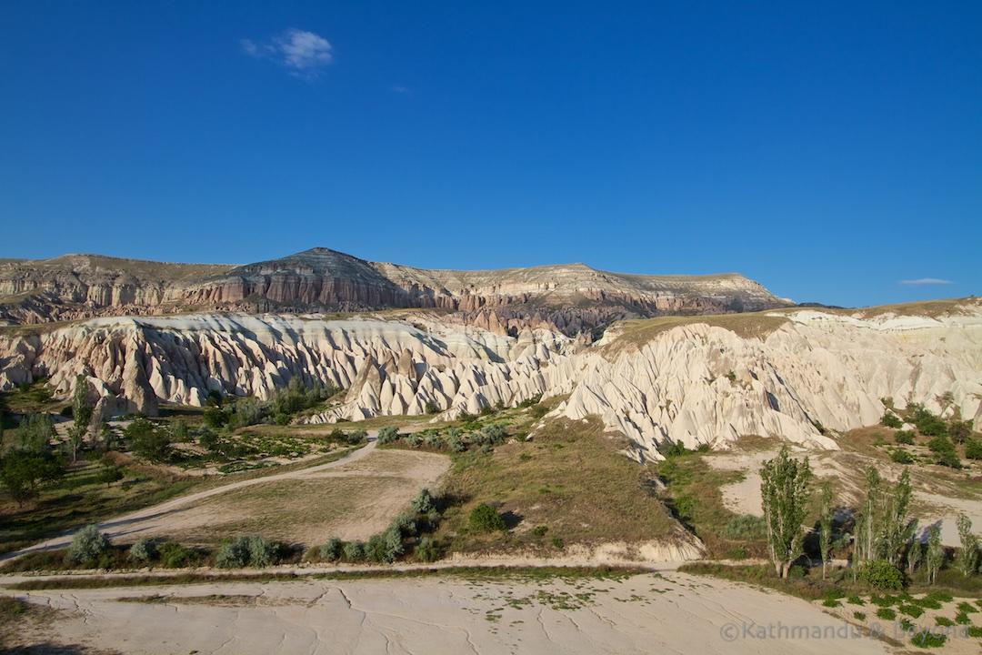 Cappadocia Turkey UNESCO