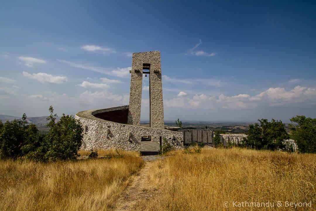 Three Generations Monument Perushtitsa Bulgaria