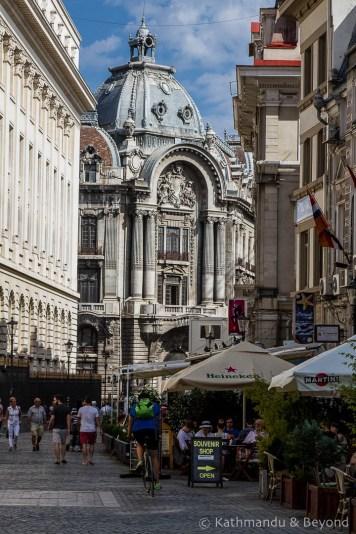 Old Town (Lipscani), Bucharest