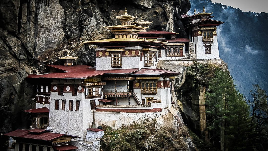 Travel Shot | Tiger's Nest Monastery | Bhutan