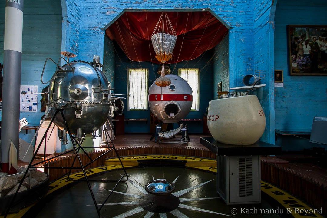 Space Museum Mid-Dnipro Museum of Folk Architecture and Life Pereyaslav-Khmelnitsky Ukraine-5