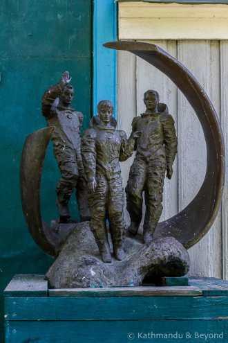 Space Museum Mid-Dnipro Museum of Folk Architecture and Life Pereyaslav-Khmelnitsky Ukraine-7
