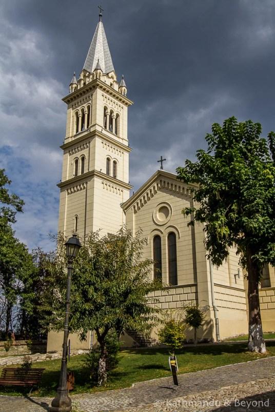 St. Joseph's Roman Catholic Church Old Town (Citadel) Sighisoara Romania-1