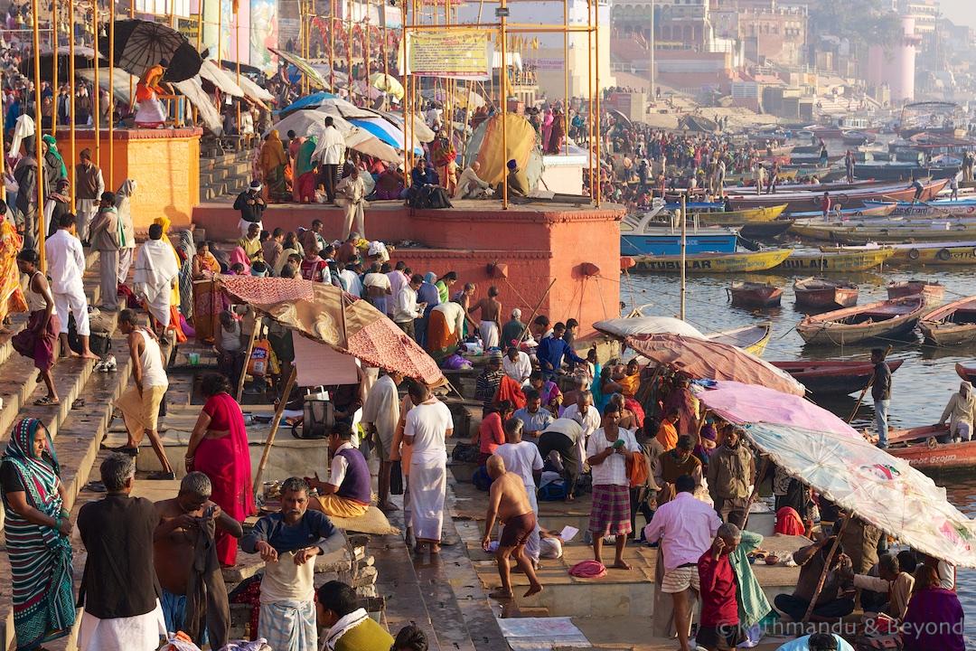 Dasaswamedh Ghat Varanasi 2 India