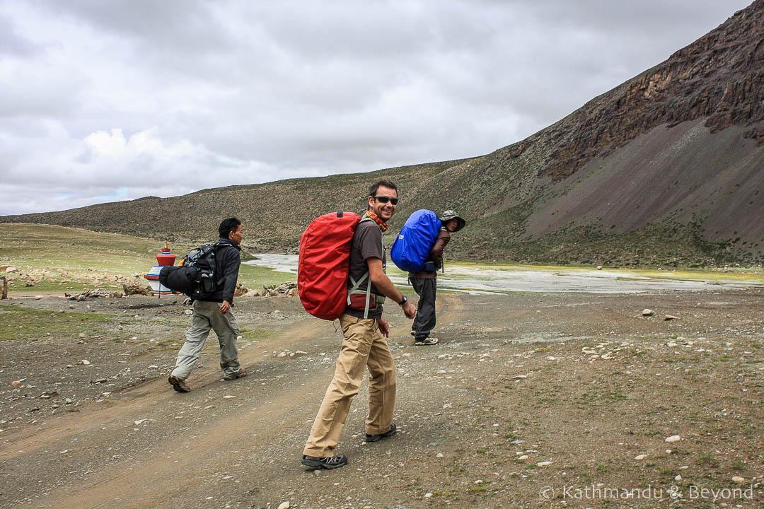 Mt Kailash trek Tibet 3