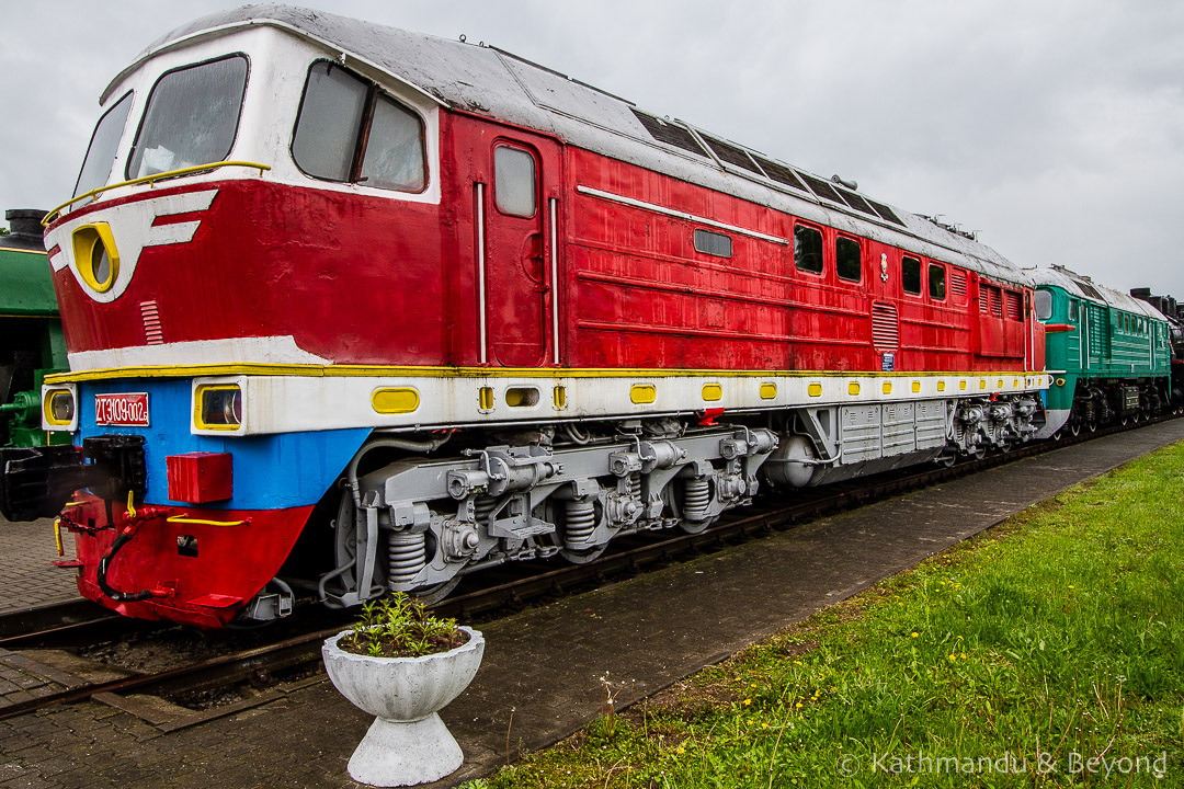 Museum of Railway Technology Brest Belarus-11