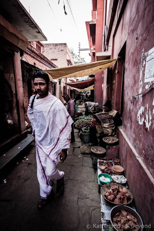 Old City Varanasi India