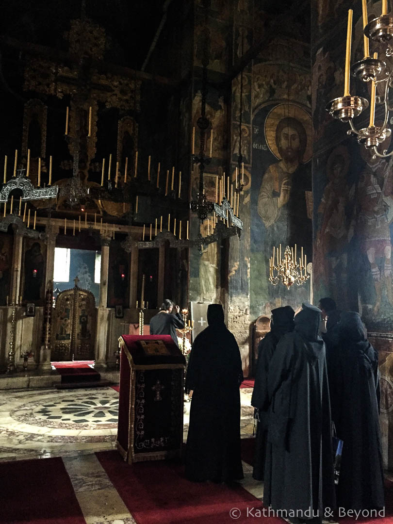 Visoki Decani Monastery Kosovo 13