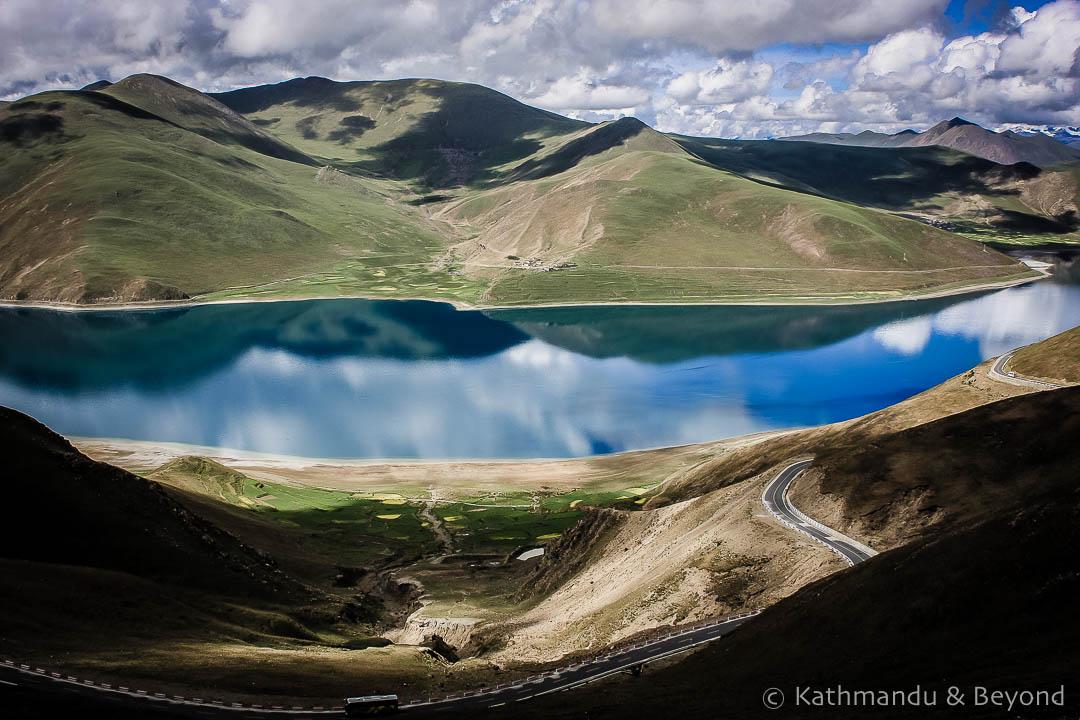 Yamdrok Lake Tibet 4