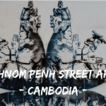 Street Art in Phnom Penh: Boeung Kak's Street 93 | Cambodia