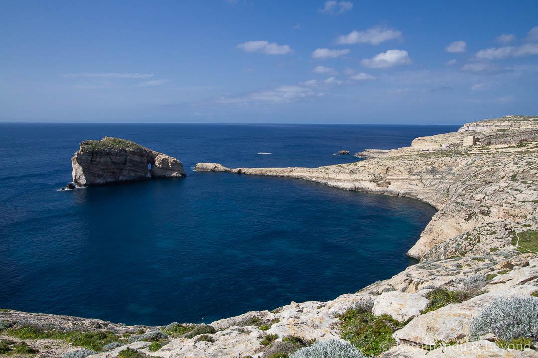 Dwejra Gozo | Azure Window | Malta