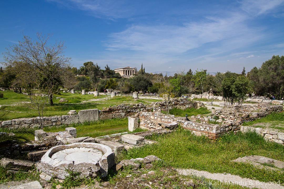 Ancient Agora Athens Greece-1-2
