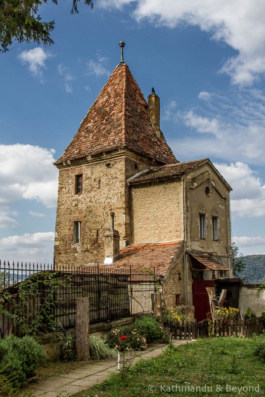 The Butchers' Tower, Sighisoara