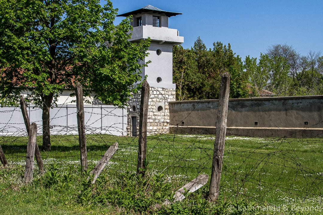 Crveni Krst (Red Cross) Concentration Camp Nis Serbia-16