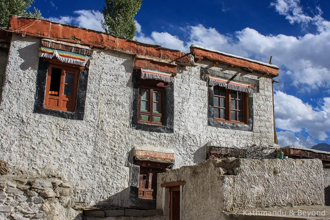 Sumur Monastery Nubra Valley Ladakh India 1