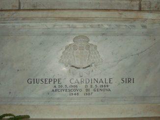 Kardinal Giuseppe Siri: Manche Anschuldigungen werden hartnäckig vorgetragen, aber deshalb nicht zutreffender.