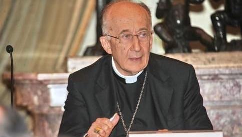 Kardinal Camillo Ruini: