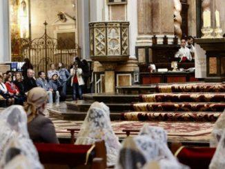 Kardinal Antonio Cañizares am vergangenen Sonntag: Gegen die Christen ist in manchen Gegenden, so im Nahen Osten,