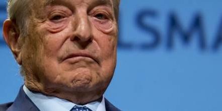 """George Soros, der """"Freund der Schleuser"""""""