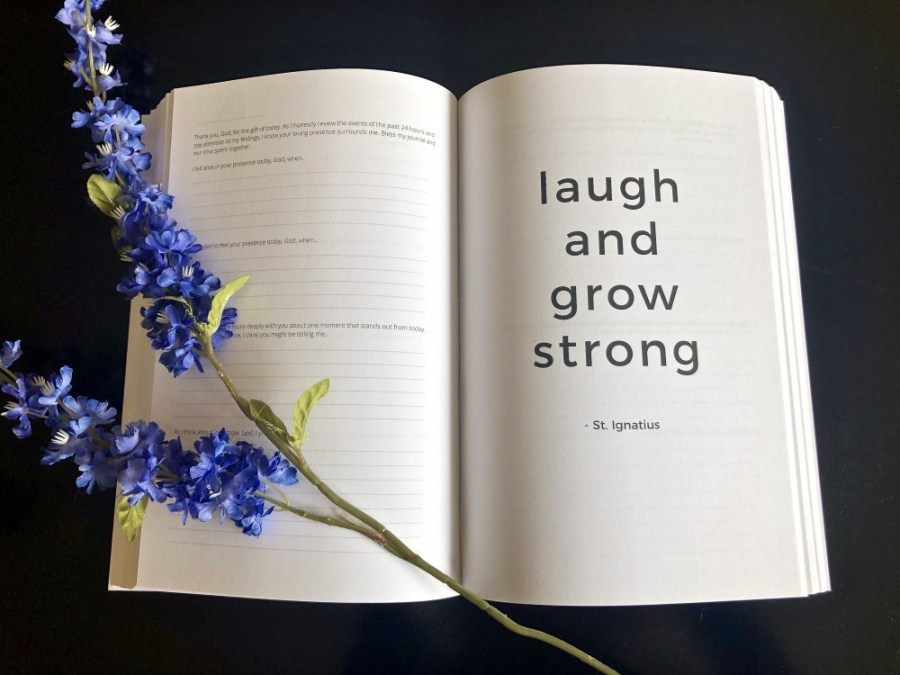 The Examen Journal - Laugh and Grow Strong