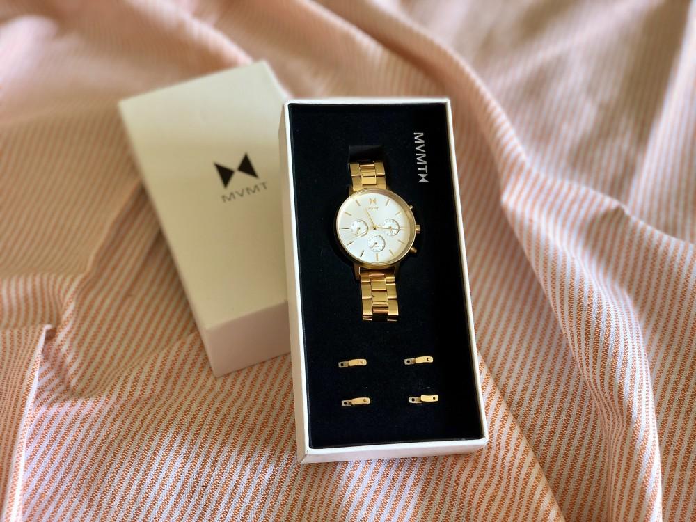 MVMT Solis Nova 38mm watch