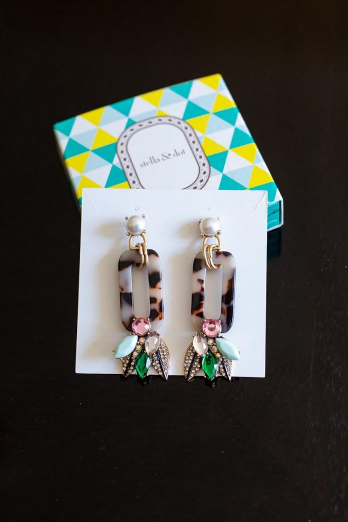 Mixed Belle Earrings by Stella & Dot