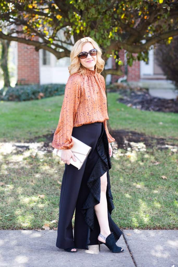 Holiday Ruffles and Shine - Kathrine Eldridge, Wardrobe Stylist