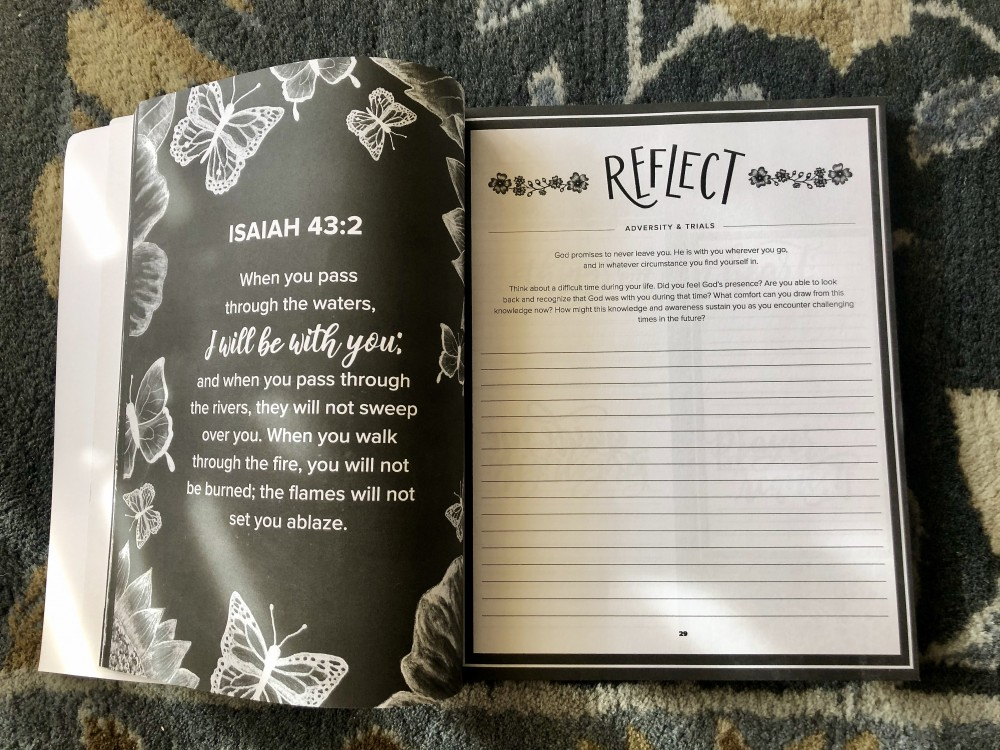 Prayer Journal for Woman by Shannon Roberts