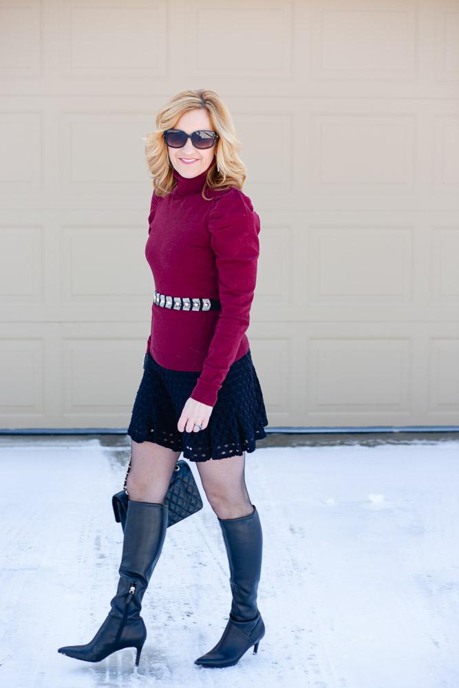 Puff Sleeves Take Two by Kathrine Eldridge, Wardrobe Stylist