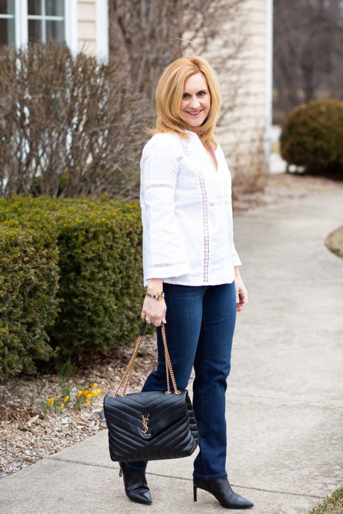 Best Jeans under $100 by Kathrine Eldridge, Wardrobe Stylist