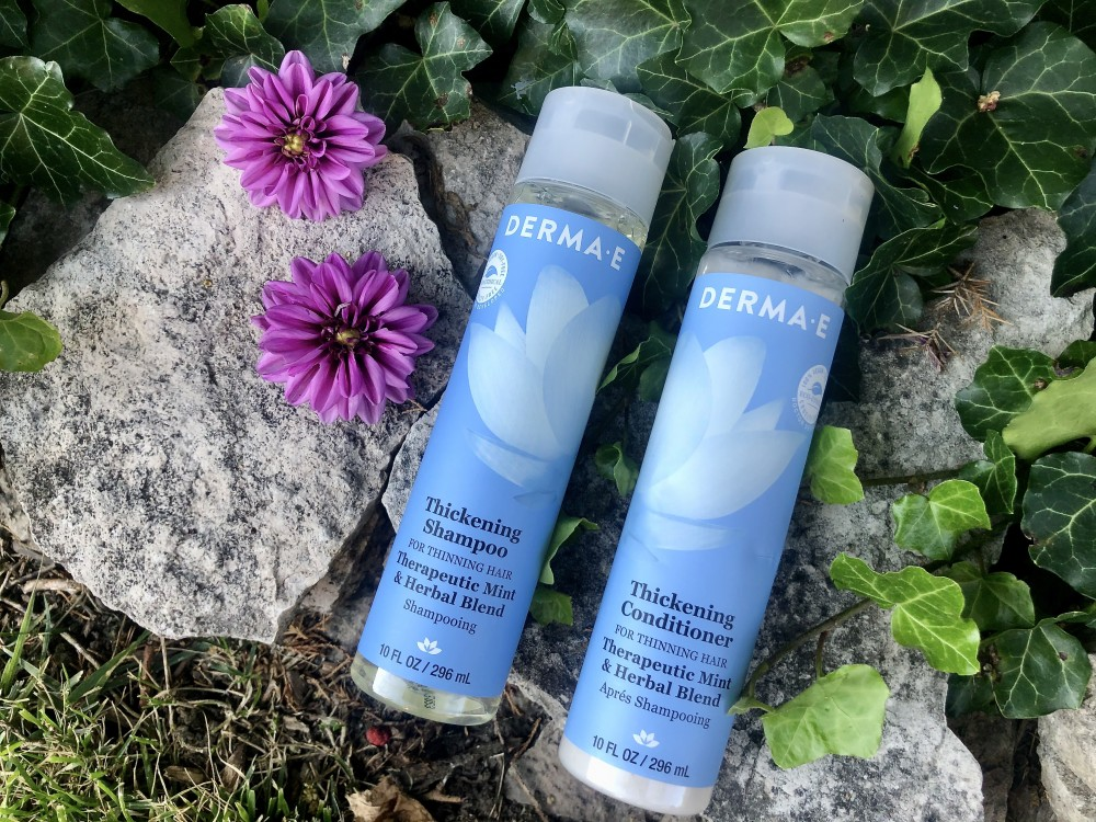 Derma E Thickening Shampoo and Conditioner