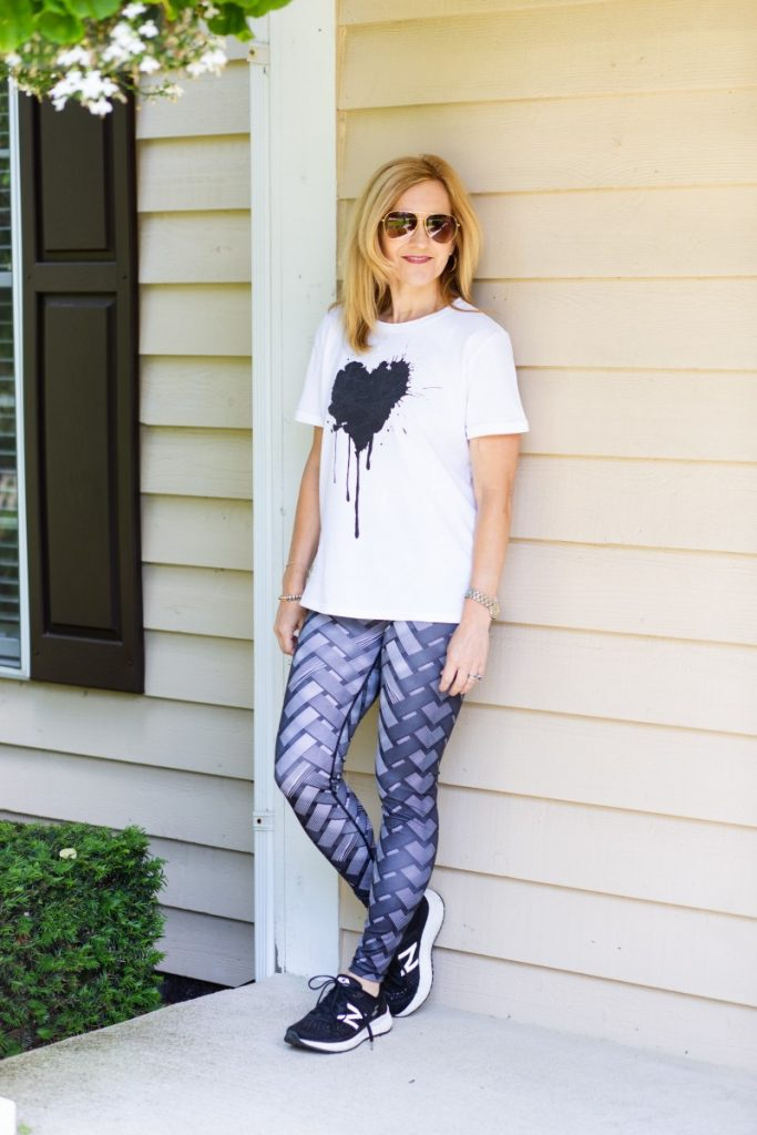Legging Love by Kathrine Eldridge, Wardrobe Stylist