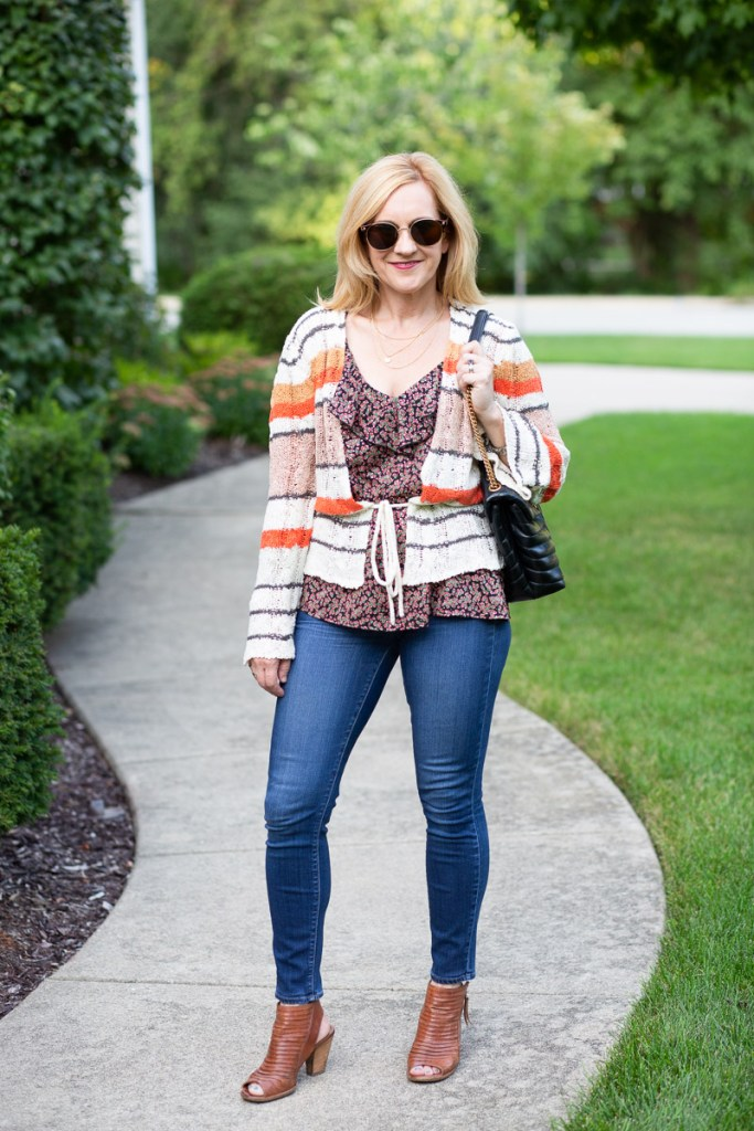 Perfect Print Mixing for Fall by Kathrine Eldridge, Wardrobe Stylist