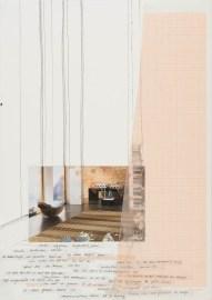 Collage auf Papier • 29,7 x 42 cm • 2016