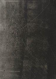 Monotypie Öl auf Papier • 42 x 59,4 cm