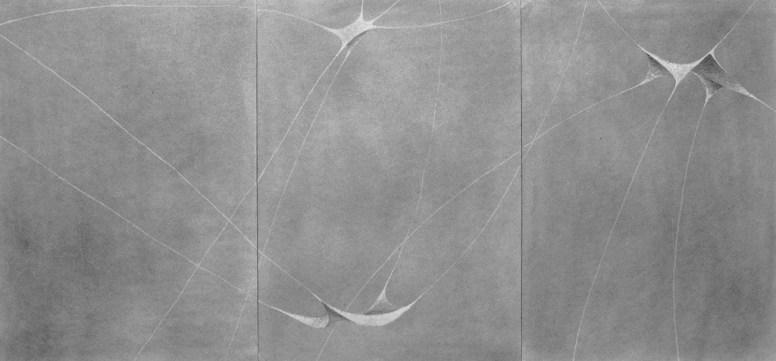 Graphit auf Papier • 101,7 x 48 cm • 2015