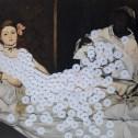 """Edouard Manet """"Olympia"""", 1863"""