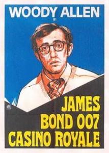 Woody Allen Casino Royale (1967)