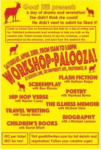 Workshop-Palooza!