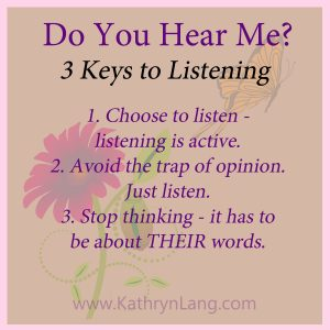 Do You Hear Me with Kathryn Lang