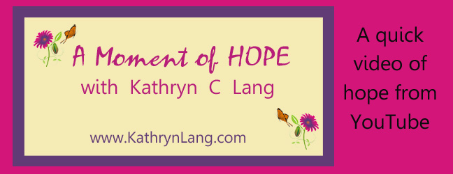 Finding Hope for Your Day